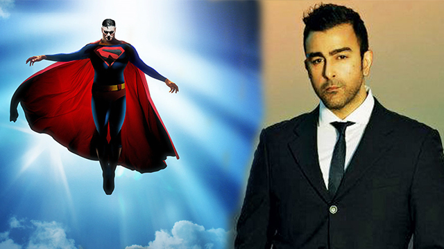 Shaan Shahid Just Photoshoped His Picture As Superman and Internet is Getting Crazy Over It
