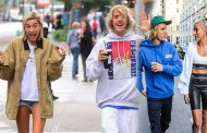 Justin Bieber Can Simply Not Get Enough of His Gorgeous Wife