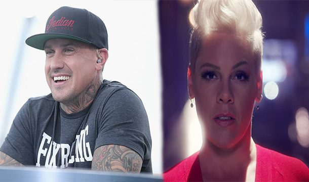 Therapy saved Pink and Carey Hart's marriage