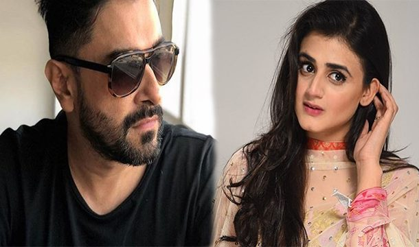 Mani Clears the Air About his Wife, Hira at Sameena Peerzada's Show