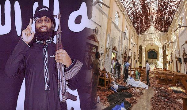 Easter Bombings' Mastermind Trained in India