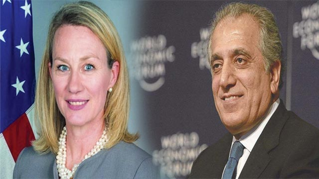 Top US Officials Arrive in Islamabad