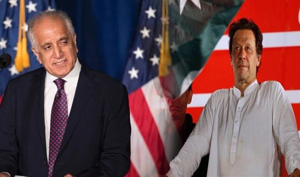 Imran Khan's Policies Can Give Pakistan a Leading Role: US Envoy