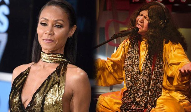 Jada Pinkett Smith Is a Big Fan of Rahat Fateh Ali Khan, Abida Parveen