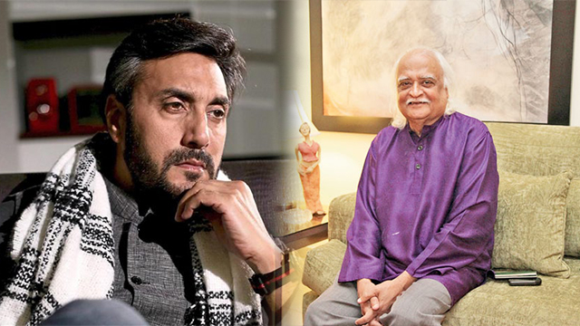 Adnan Siddiqui Pays Tribute to Anwar Maqsood In An Emotional Instagram Post