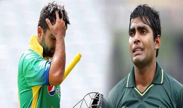 Akmal, Shehzad Surprisingly Not Summoned for Fitness Test