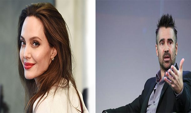 Is Angelina Jolie and Dumbo Actor Colin Farrell Apparently Dating Each Other?