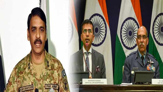 Pakistan Once Again Rejected IAF's Recent Claims of Shooting F-16