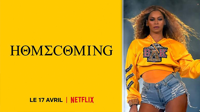 Beyonce's Coachella documentary, Homecoming Gets Ready For Premiere On 17 April