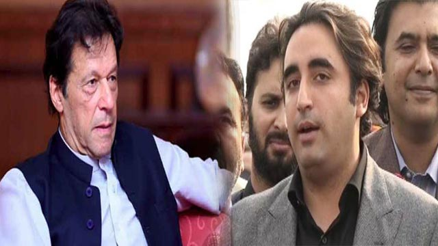 Bilawal Finally Breaks Silence on PM Imran's Indecent Words