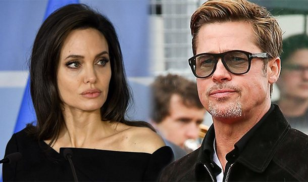 Angelina Jolie and Brad Pitt's Legal Fight Over 'Evidence of Domestic Violence' has Taken New Turn