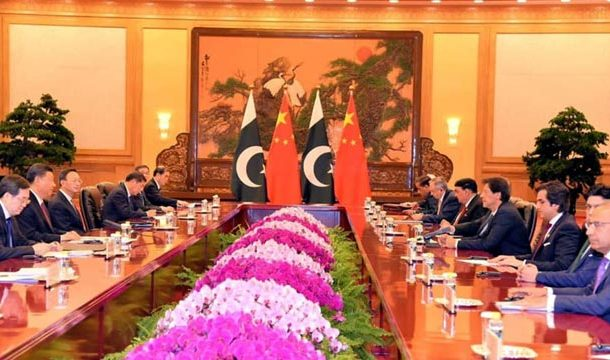 China Assures Unwavering Support to Pakistan's Territorial Integrity