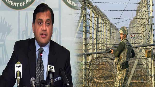 Pakistan Lodges Protest Over Ceasefire Violations by India