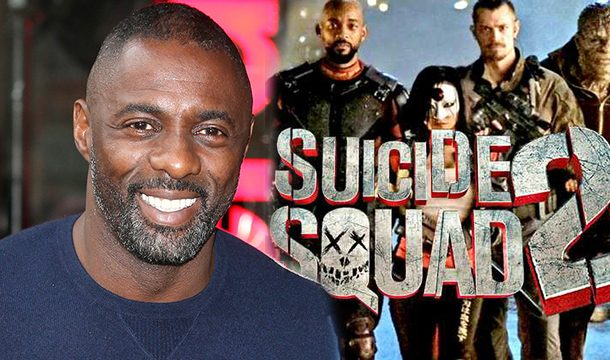Idris Elba Will Be Part Of 'Suicide Squad 2' as Deadshot Is Dropped