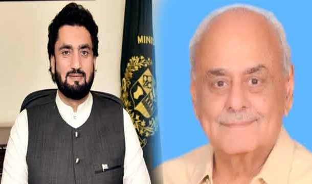 Ijaz Shah Takes Charge As Interior Minister