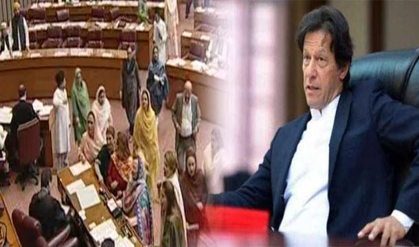 Female MNAs Demand PM Khan's Apology Over Sexist Comments