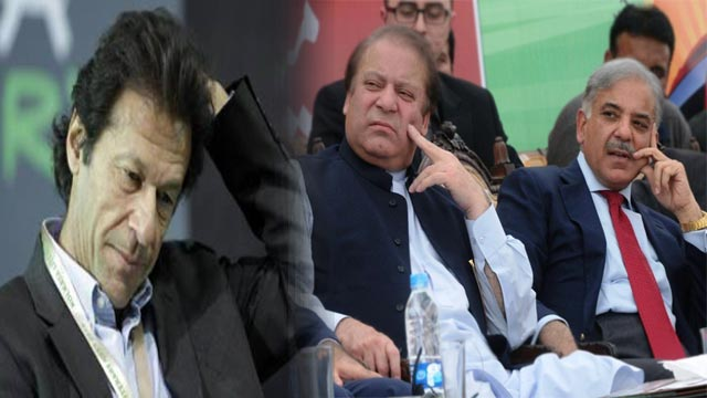 Imran Khan and PML-N's Long List of Demands