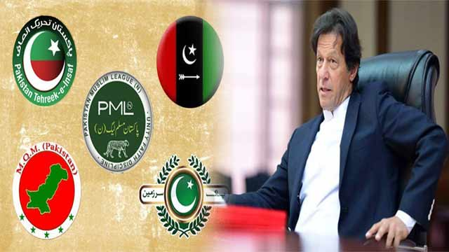 PM Imran Discloses Possible Ally in Next Elections