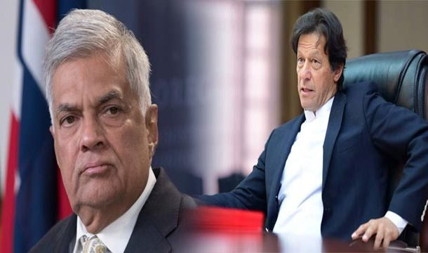 PM Imran Telephones Sri Lankan PM, Extends Heartfelt Condolences