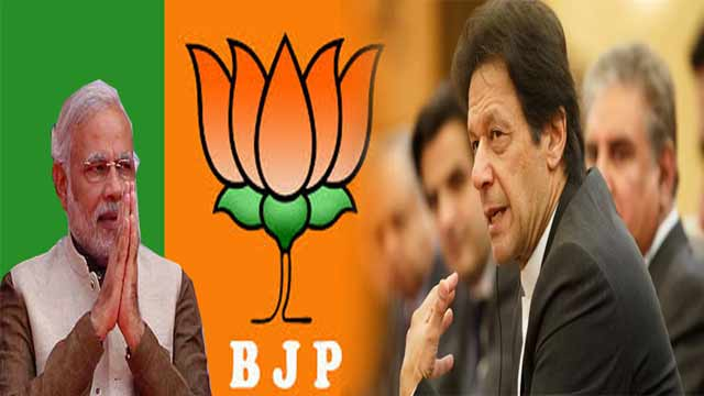 BJP's Victory May Boost Chance of Settlement over IOK: PM Khan
