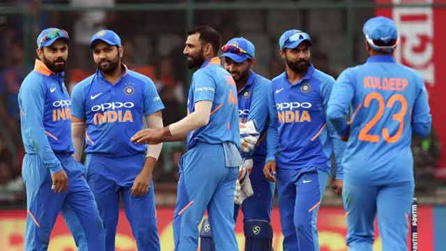 India Announces Squad for ICC World Cup 2019