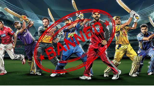 IPL Broadcast Banned in Pakistan