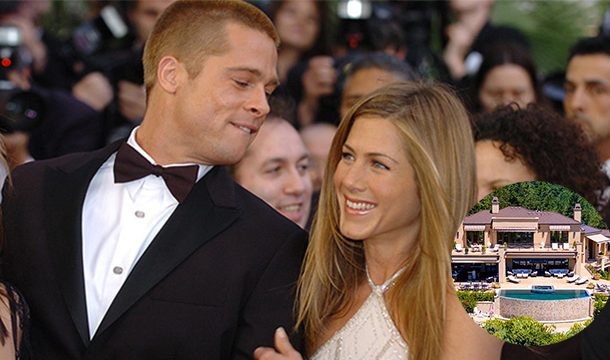 Do You Want To Buy Brad Pitt And Jennifer Aniston's Old House? Check out Its Whopping Amount!
