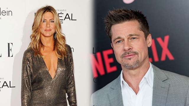 Is Brad Pitt and Jennifer Aniston Teaming Up For A Movie?
