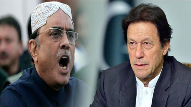 Will Announce a Campaign Soon: Zardari Warns Govt