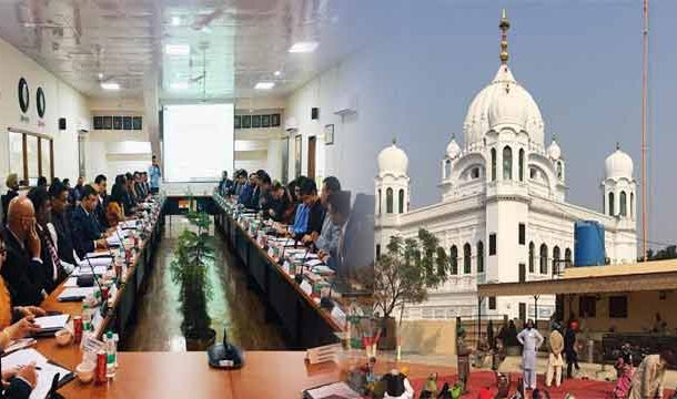Kartarpur Talks Underway at Zero Point
