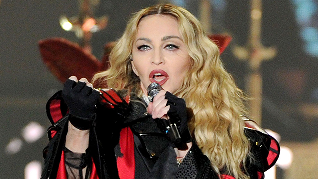 Singer Madonna Getting Paid $1 Million to Perform Only Two Songs