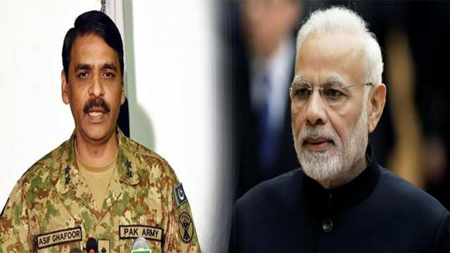 DG ISPR Calls on India to Clarify False Claims of Shooting F-16