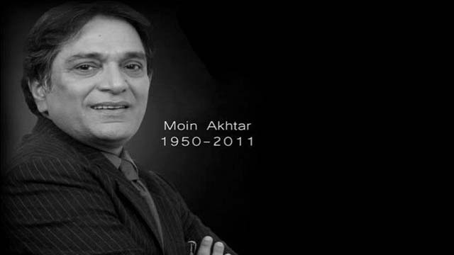 Remembering Renowned, Multi-Talented Moin Akhtar