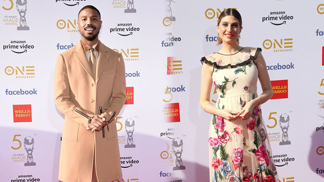 Inside The Red Carpet Celebrity Pictures of 50th NAACP Awards 2019