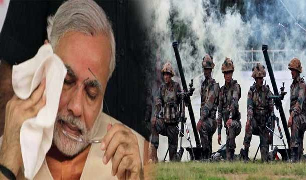 Modi in Trouble Over Armed Forces' Reference in Election Campaign