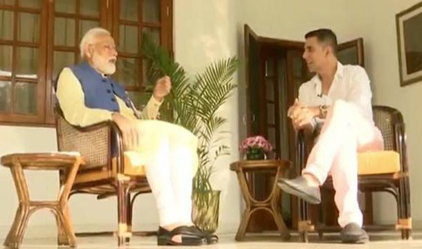 Narendra Modi's Latest Interview Seems to Be Bereft of Reality