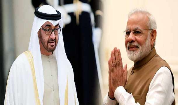 PM Modi to Get UAE's Top Civilian Award