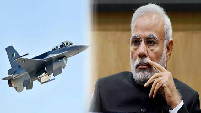 US Debunks Indian Claim of Downing Pakistan's F-16
