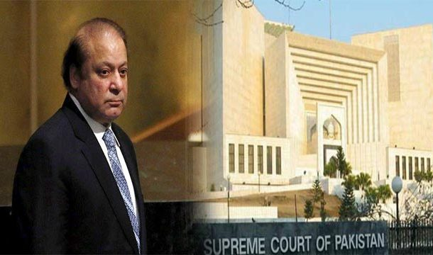 Nawaz Sharif Approaches SC for Bail Extension