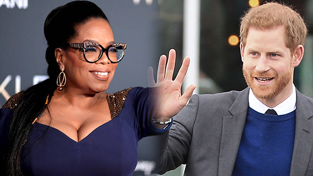 Prince Harry and Oprah Winfrey Are Collaborating Together for A New Show
