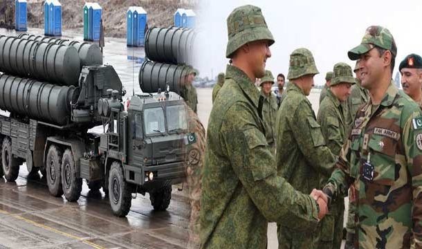 Pakistan Likely to Sign $ 9 Billion Arms Deal With Russia