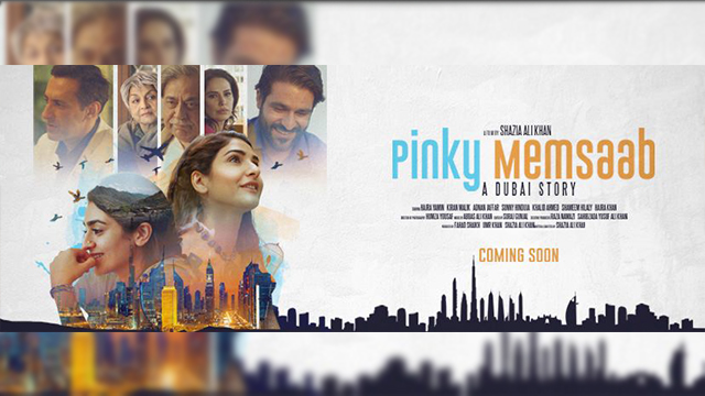 Pinky Memsaab Honored With Best Picture 'Audience Choice' Award at UKAFF