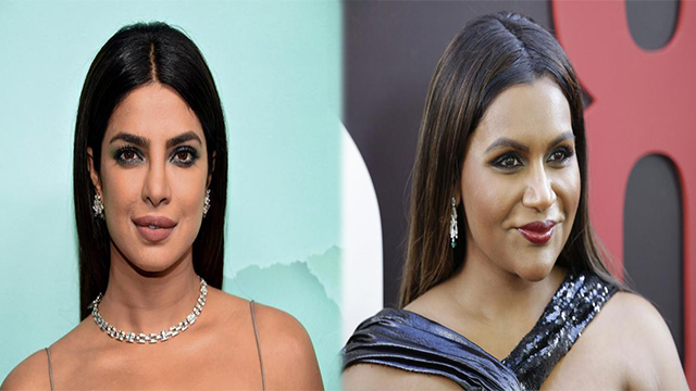Priyanka Chopra Join Hands With Mindy Kaling's Team For A Project For Universal