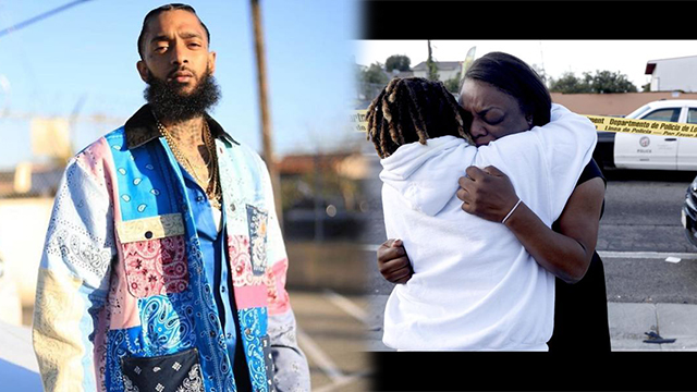 Famous Grammy-Nominated Rapper Nipsey Hussle Killed In A Shooting