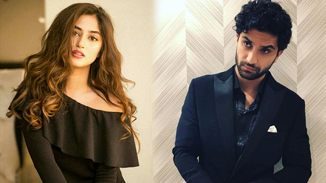 Ahad Raza Mir Will Be Paired Along Sajal Ali in His  Upcoming TV Drama