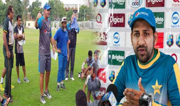 World Cup Squad Would be Finalized With Consultation: Sarfraz