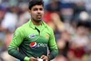 Shadab Khan Ruled Out of First ODI against Zimbabwe Due to Injury