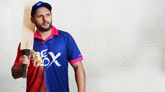 Shahid Afridi Shares His Inspirational Cricket Journey