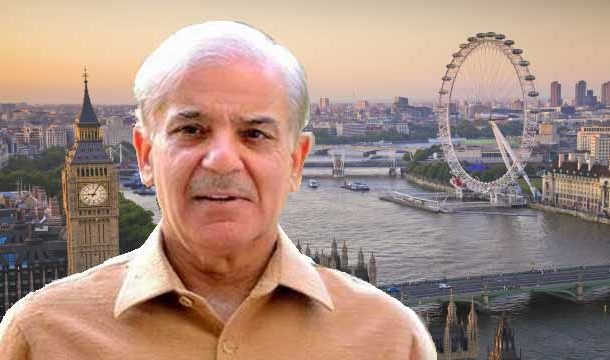 Will Return to Pakistan Soon: Shehbaz Sharif