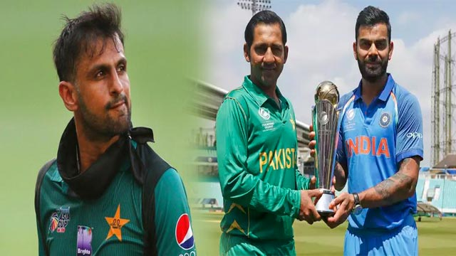 India, Pakistan Match Not a War: Shoaib Malik